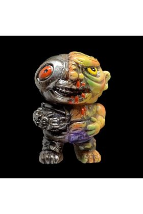 SCREAM-O-WEEN Mini Miscreants Half Skullen - Miscreation Toys