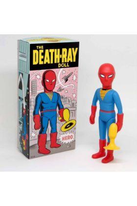 Death Ray Hero Soft Vinyl Doll - Daniel Clowes x Press Pop