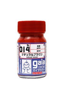 GAIA BASE COLOR 014 GLOSS NATURAL BROWN