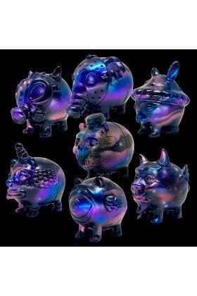 Mini Mischiefs Galaxy - Naoto Hattori