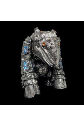 God of Fire Black - Monstock