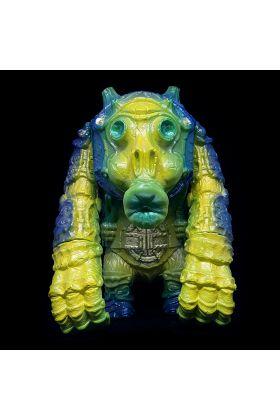 God of Fire Yellow - Monstock