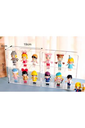 Mini Figure Acrylic Display Kit