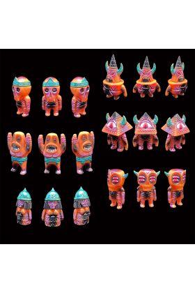 Hextraterrestrials Demonic Dusk Edition - Martin Ontiveros
