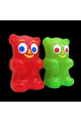 Gumbi Bear Green - Mr. Likey