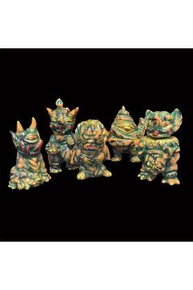 GACHAFEST PK Mini Camo - Paul Kaiju