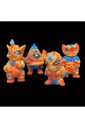 GACHAFEST PK Mini Orange - Paul Kaiju