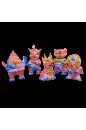 GACHAFEST PK Mini Pink - Paul Kaiju