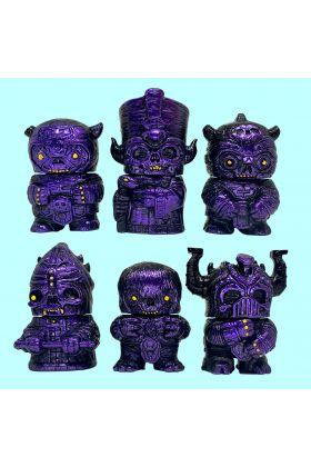Nether Realm Tyrants Purple Scare - Radioactive Uppercut
