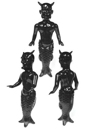 Ningyo Mermaid Black - Awesome Toy