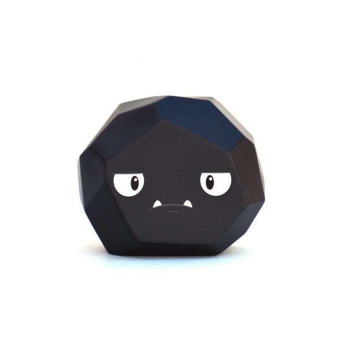 Grumpy Holiday Coal - The Bots x UVD Toys