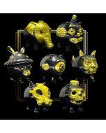 Mini Mischiefs Black & Gold - Naoto Hattori