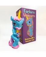 Forlorn Unicorn Blue - Ron English
